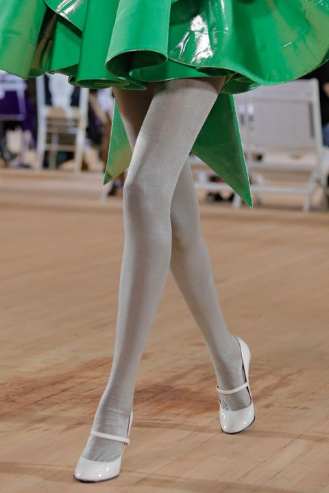 Green, Fashion, Cosplay, Leg, Fashion design, Fun, Costume, Performance, Event, Dance,