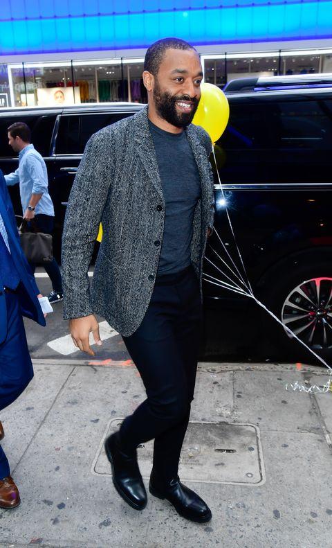 Celebrity Sightings In New York City - October 07, 2019
