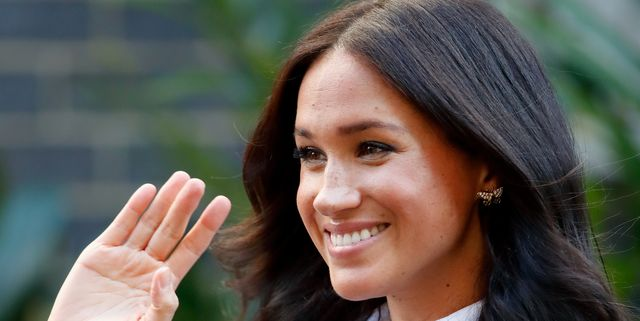 Meghan Markle Smiles In Never-Before-Seen Picture At A Soup Kitchen Ahead Of Christmas