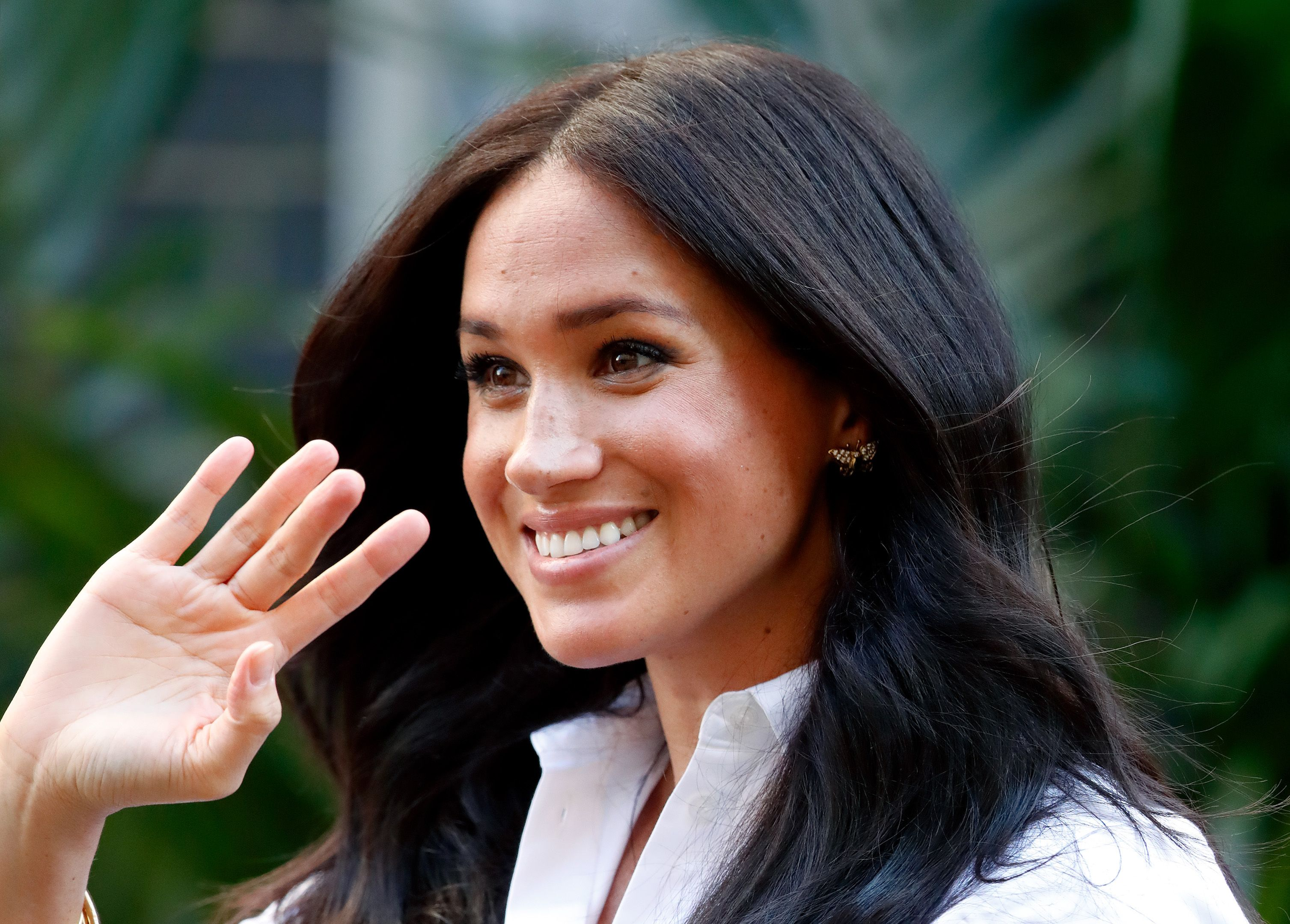 Meghan Markle's Entire Outfit for Her Secret Trip to Luminary Bakery Is Shoppable