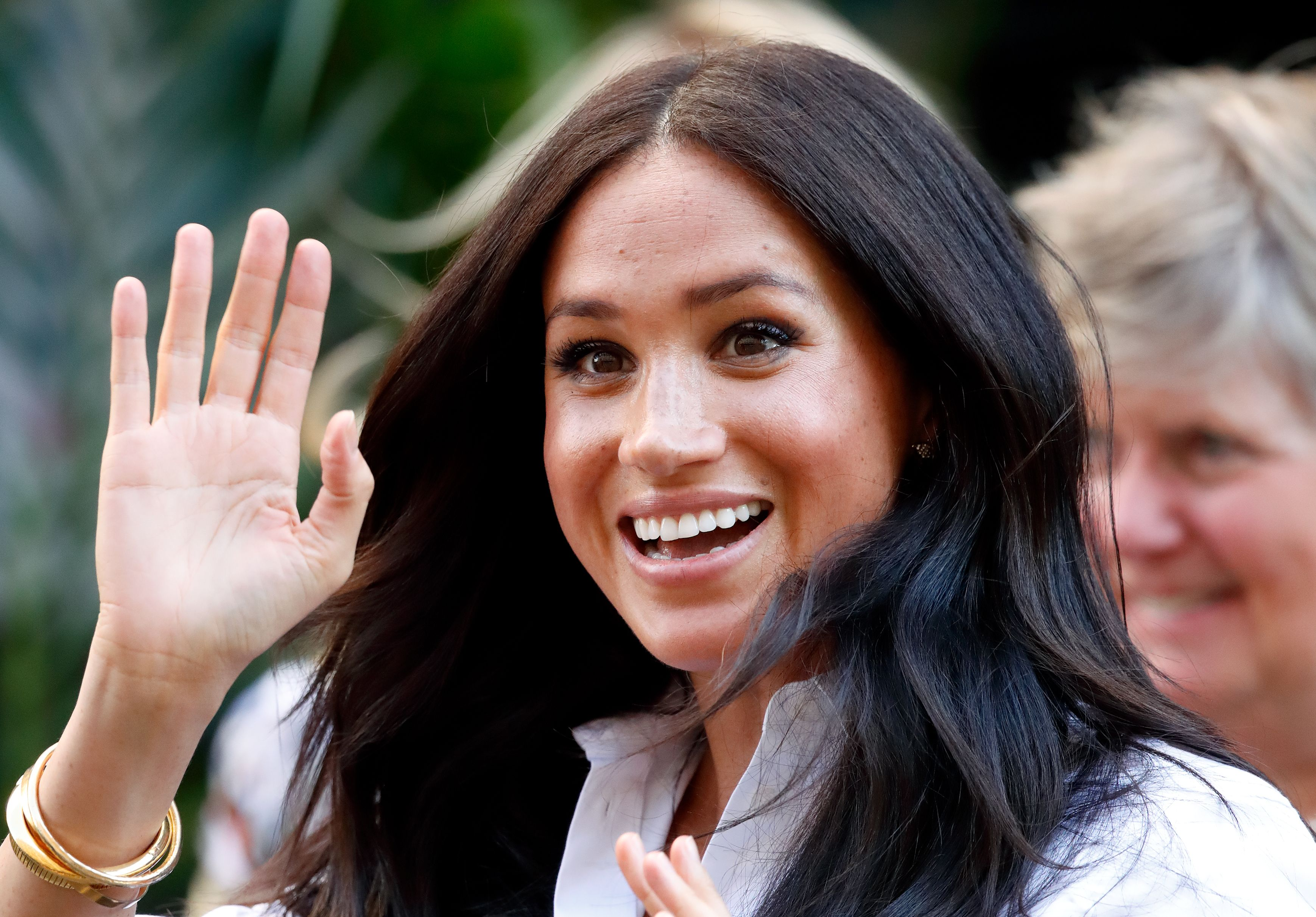 Meghan Markle had to leave her Smart Set collection launch for this very relatable reason