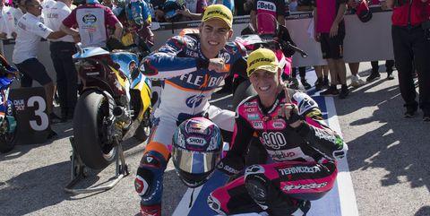 MotoGp of San Marino - Qualifying