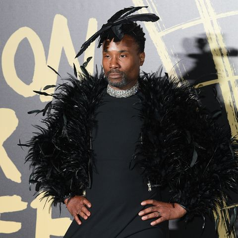 Billy Porter - Fashion For Relief London 2019