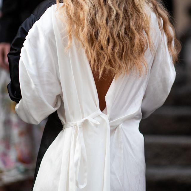 truco de hm para vestidos de espalda descubierta