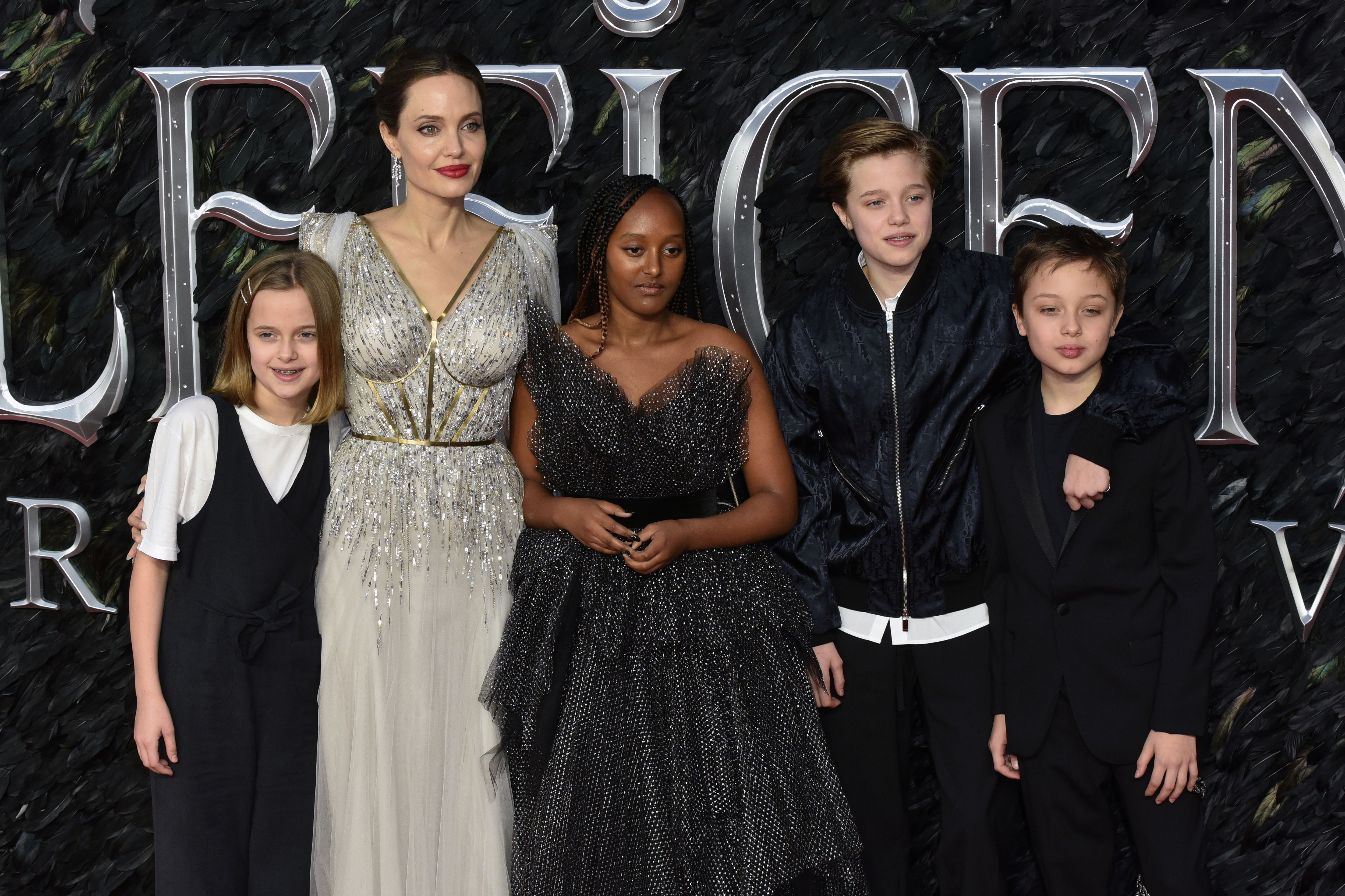 Angelina Jolie Has Been In Hospital With Two Daughters Undergoing