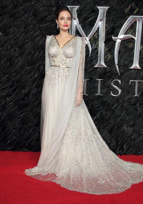 Watch Angelina Jolie Get Dressed Up In Alexander Mcqueen
