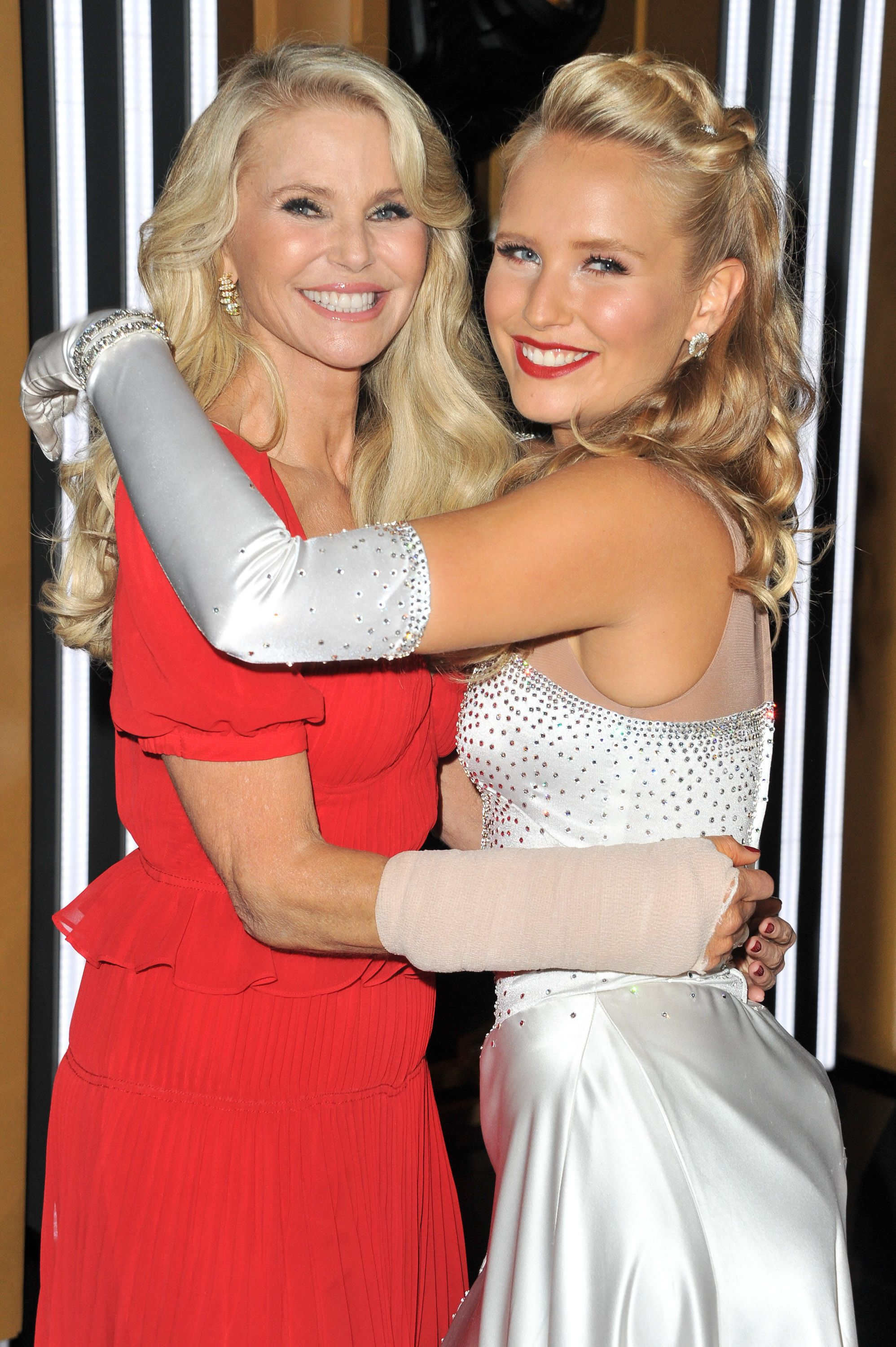 Christie Brinkley Wants to Return to Dancing with the Stars, According to Her Daughter Sailor