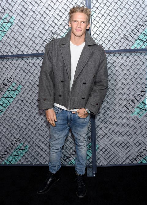 Cody Simpson - Tiffany & Co. Celebrates Launch Of New Tiffany Men's Collections