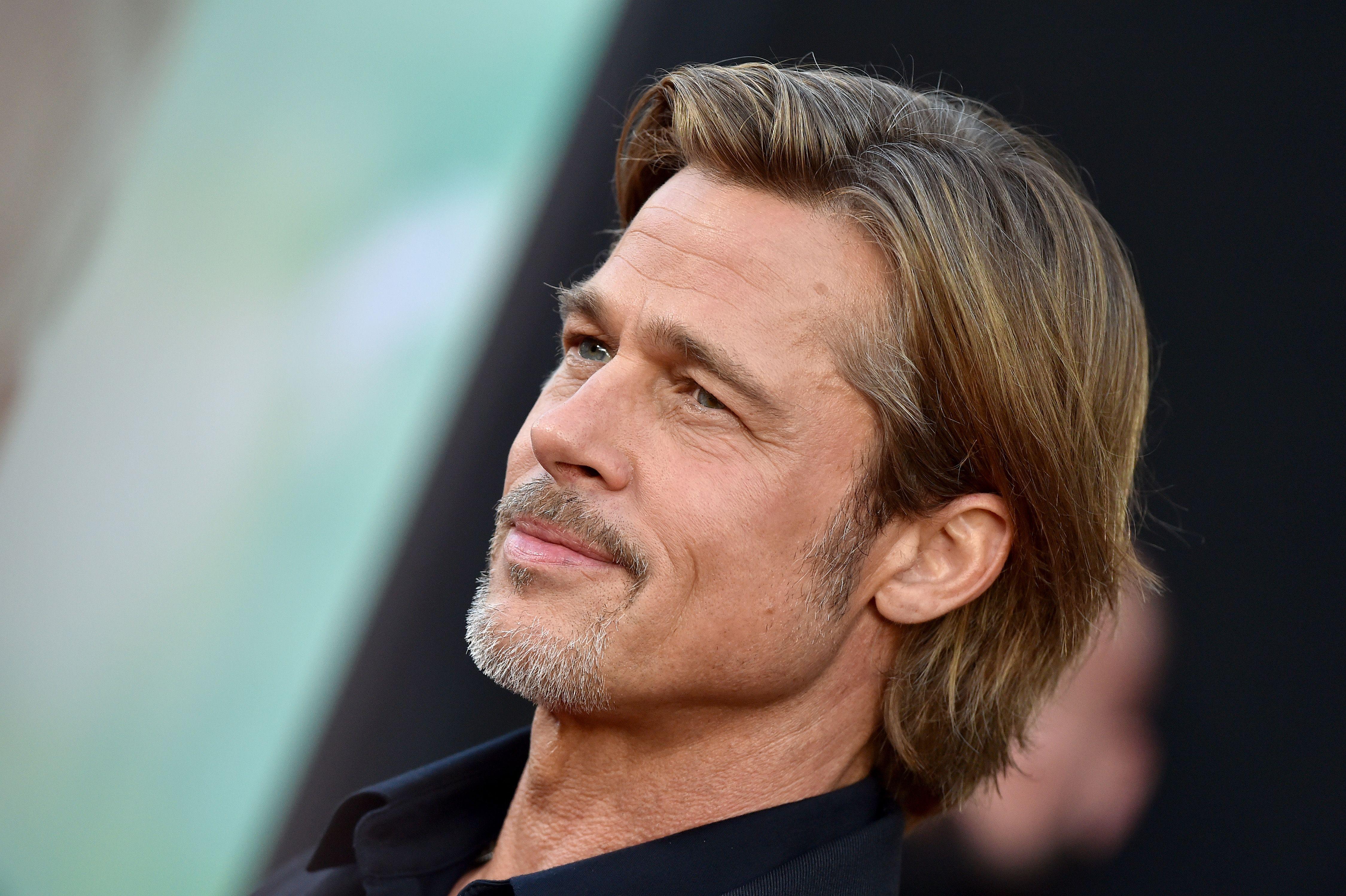 Brad Pitt o Brooklyn Beckham tienen los cortes de pelo para hombre del otoño
