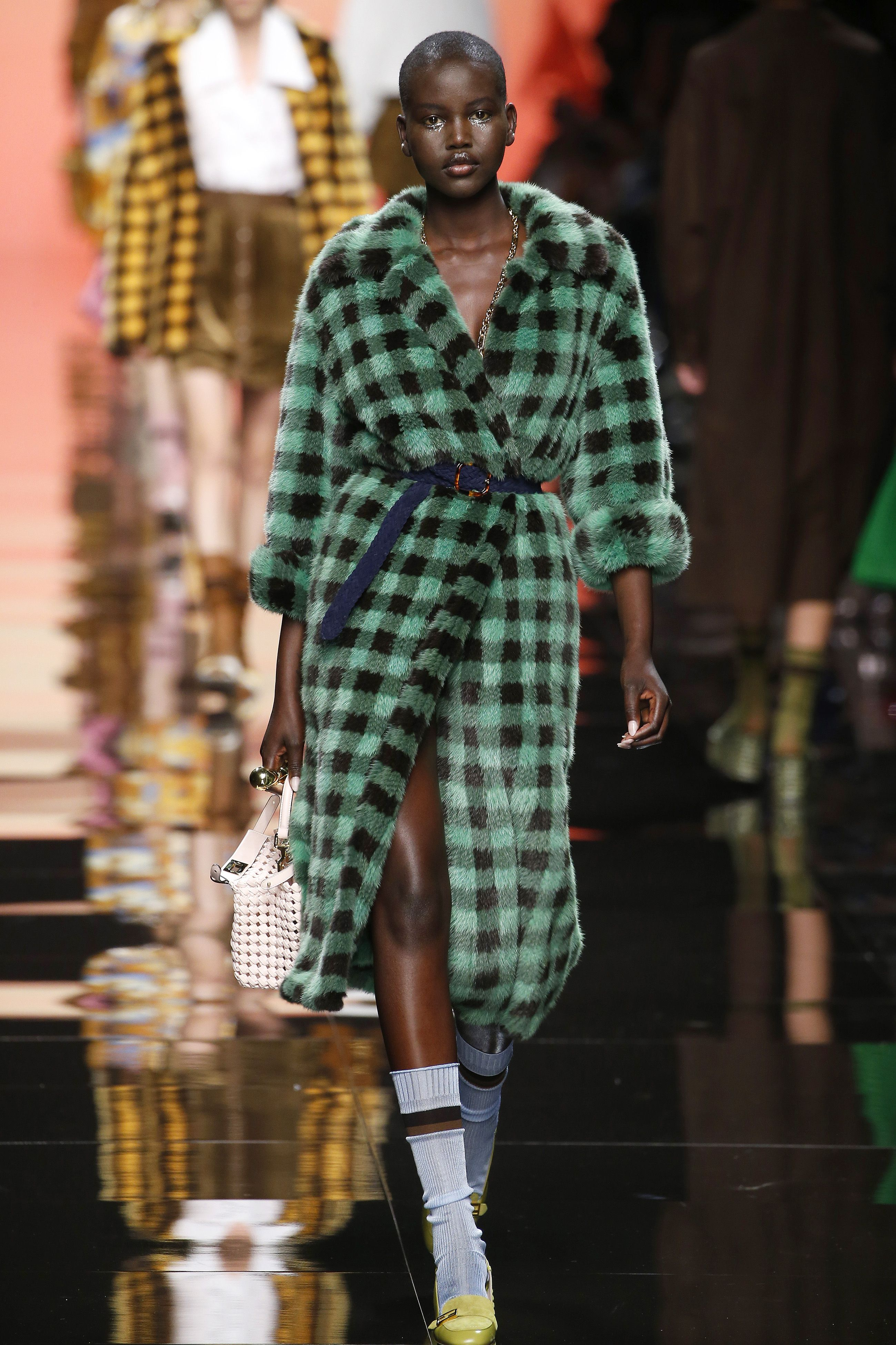Every Look from Fendi Spring/Summer 2020
