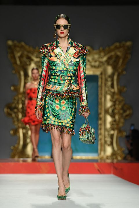 Moschino SS20 Milan Fashion Week