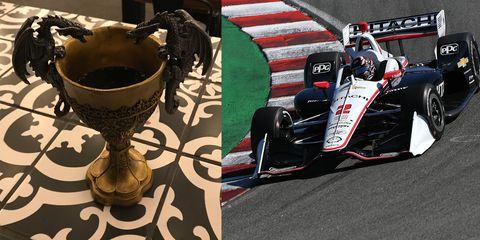 Firestone Grand Prix of Monterey - Testing