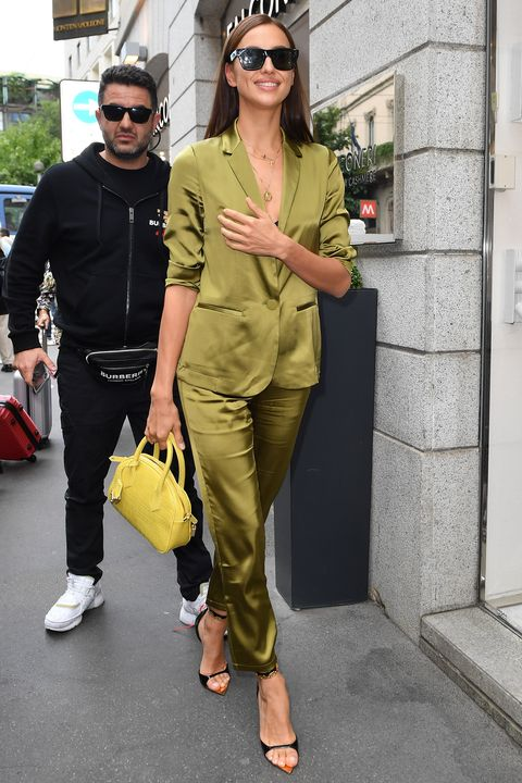 Celebrity Sightings: September 20 - Milan Fashion Week Spring/Summer 2020