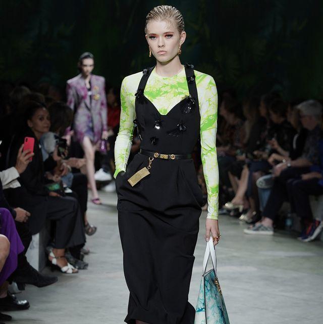 versace   runway   milan fashion week springsummer 2020