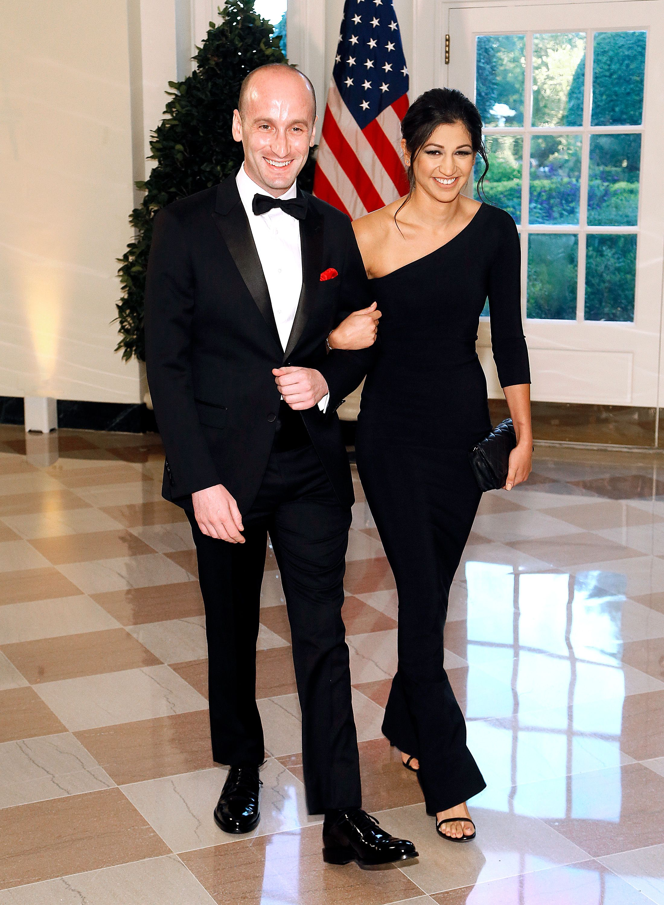 Katie Waldman Is Mike Pence S Press Secretary And Stephen Miller S Wife