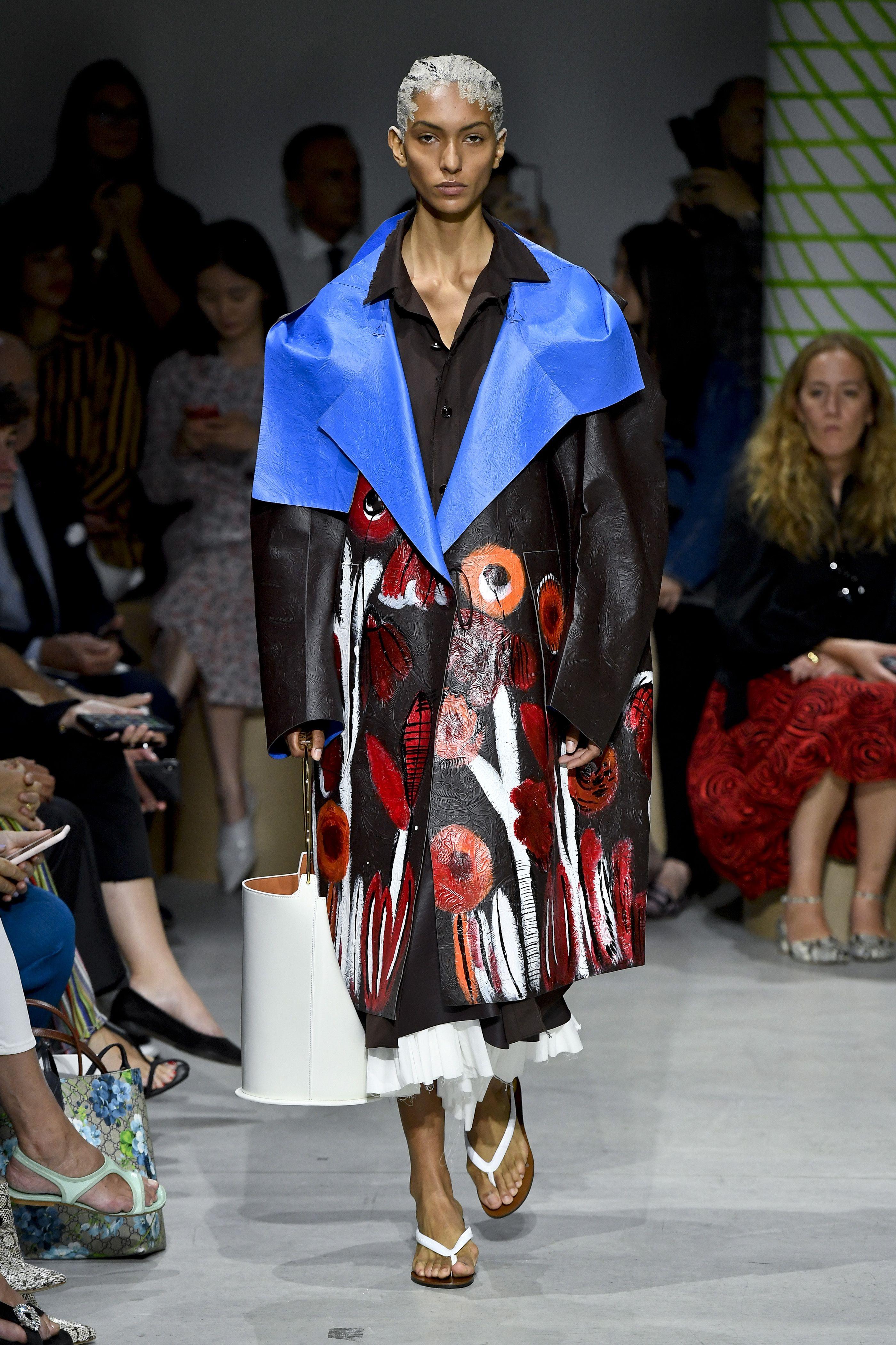 Flip-Flop Trend Runway Dior Givenchy