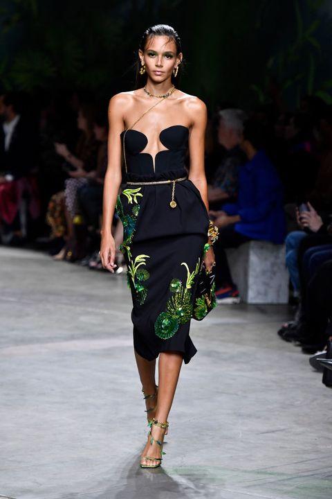 Prada Jil Sander Milan Fashion Week The Best Looks From