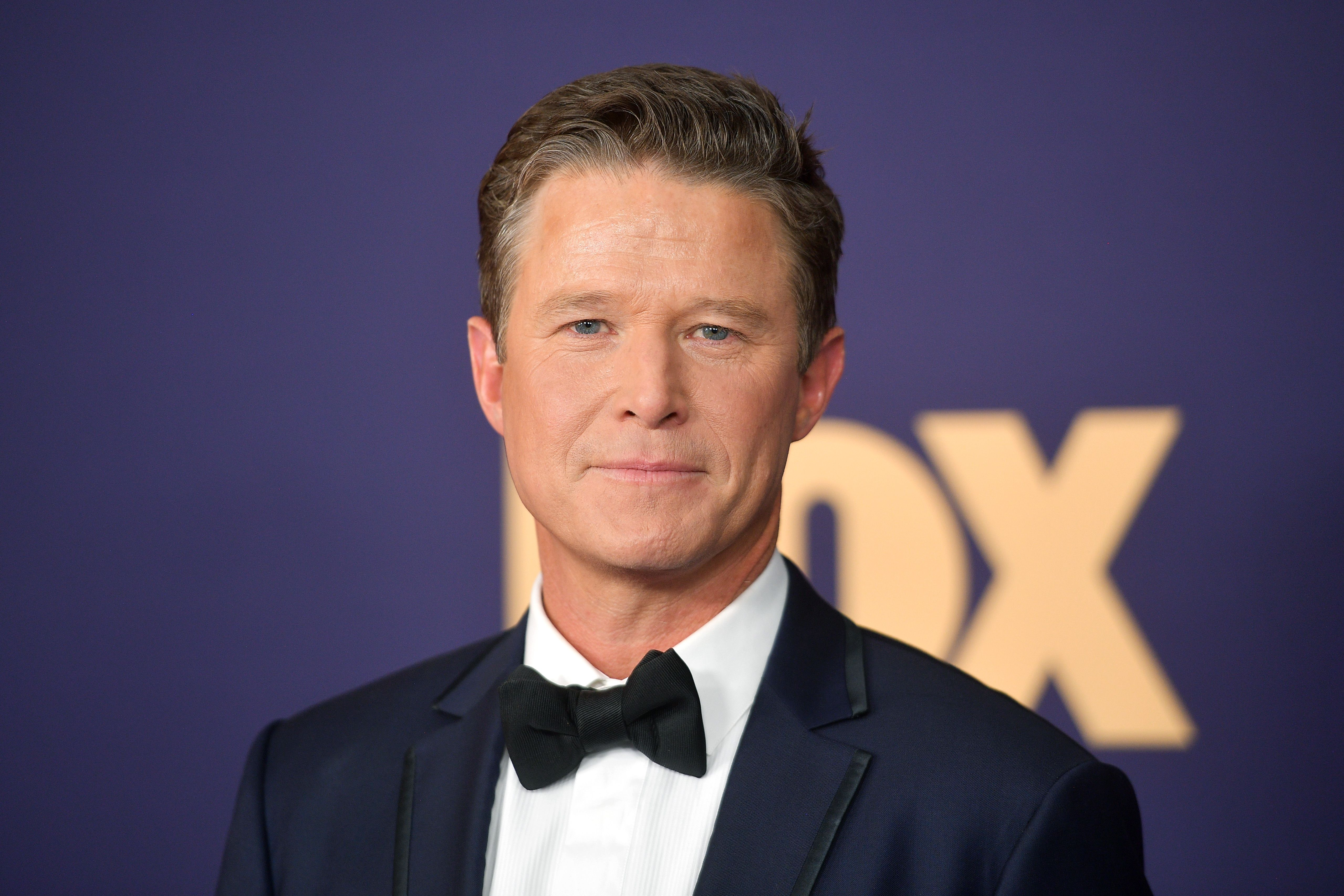 Twitter Is Going Off Over Billy Bush's First Red Carpet Appearance in 3 Years