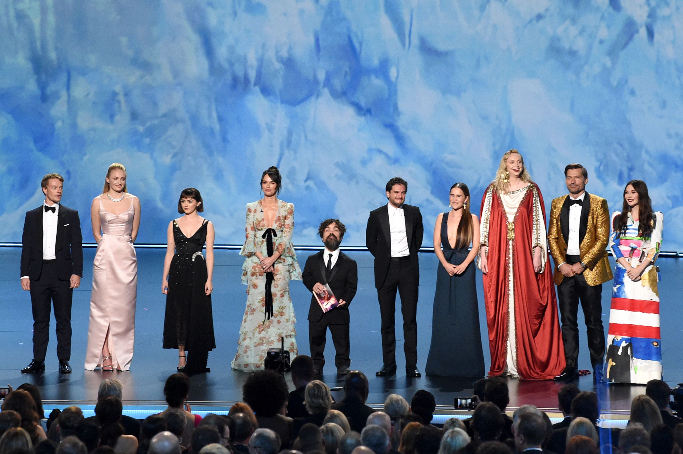 Twitter Is Destroying Bran Stark for Not Being Invited on Stage at the Emmys with the 'Game of Thrones' Cast