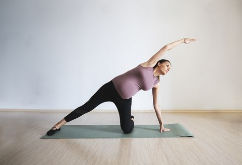 Pregnancy Yoga Benefits Safety Tips And How To Get Started