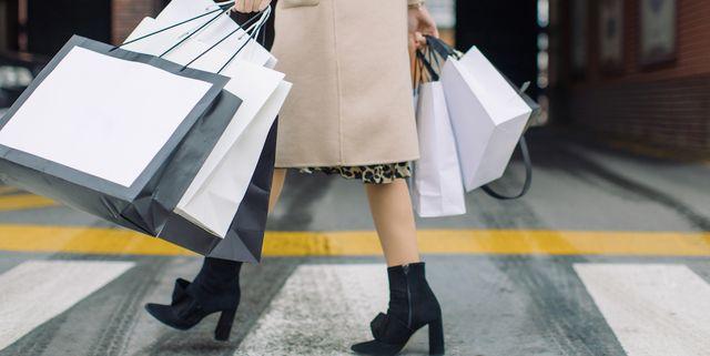 Waarom shoppen je gewoon gelukkig maakt.