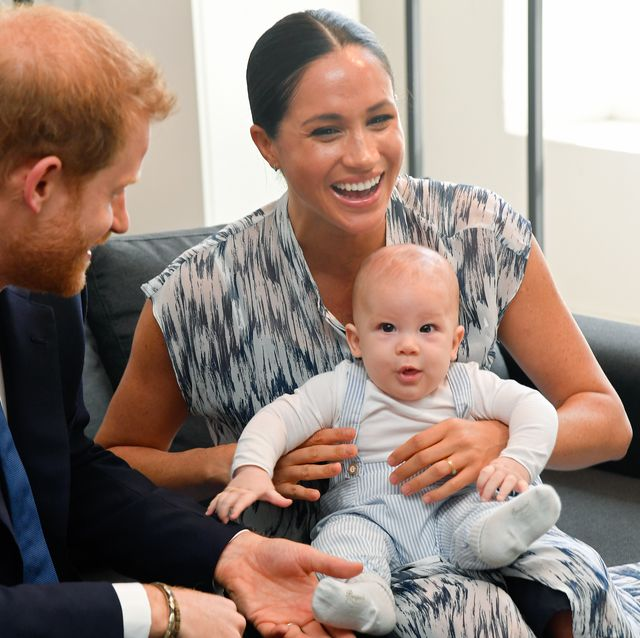 The Best Harry And Meghan Child