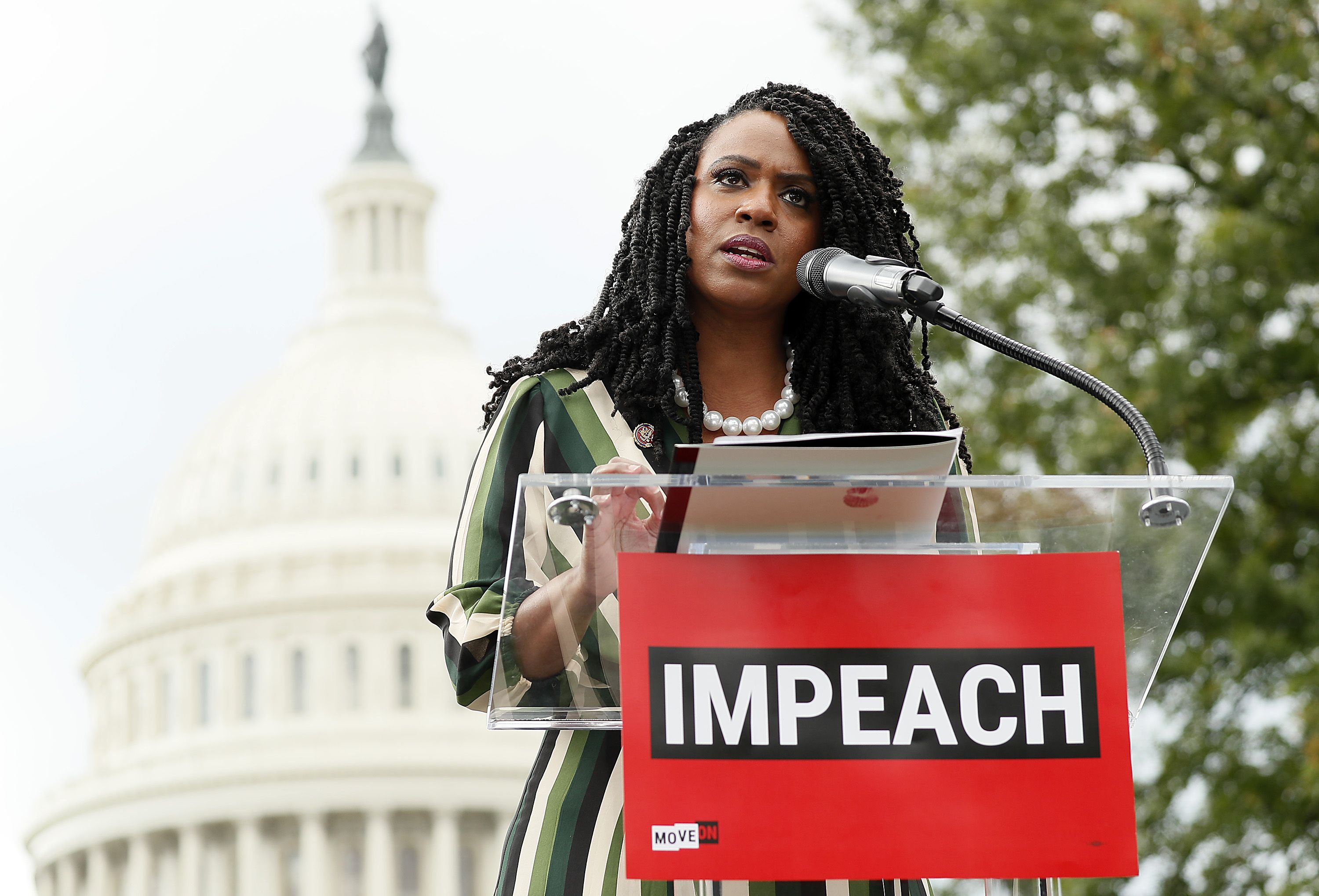 Representative Ayanna Pressley Speaks Candidly About Having Alopecia in a Moving Video