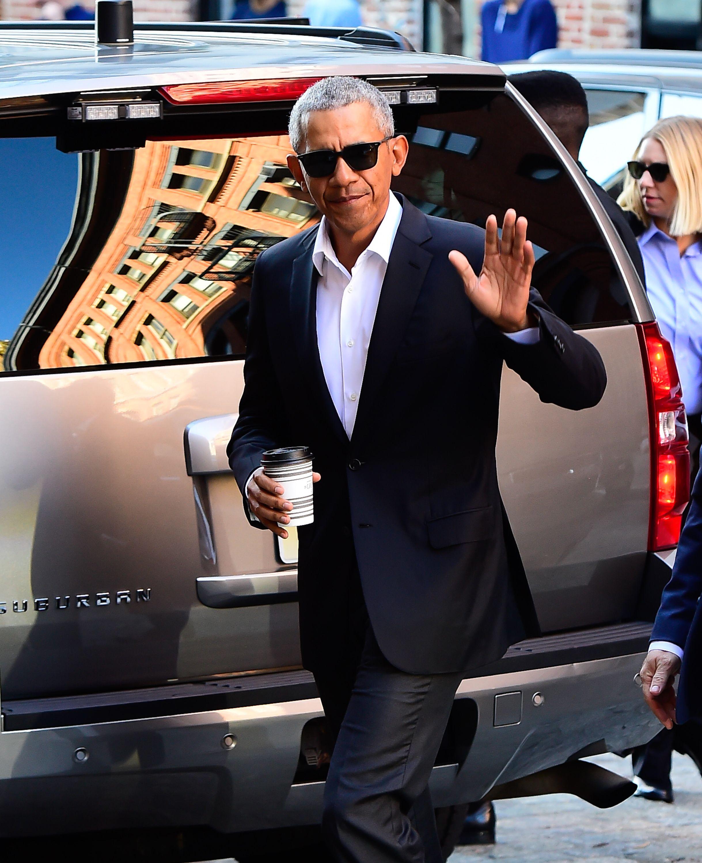 Barack Obama's 500 Days Of Summer