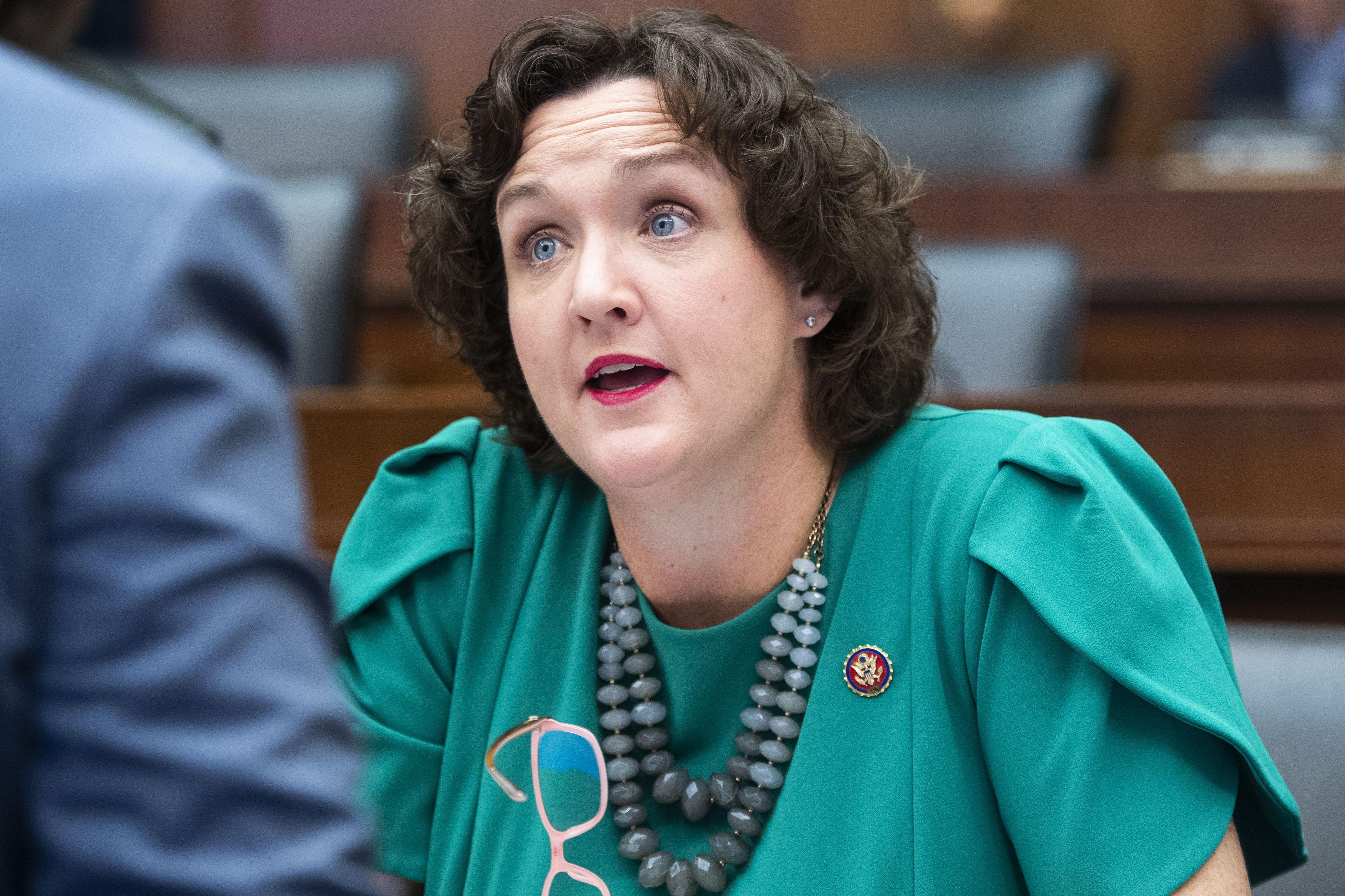 Rep. Katie Porter Used Her Whiteboard to Destroy a Big Pharma Exec
