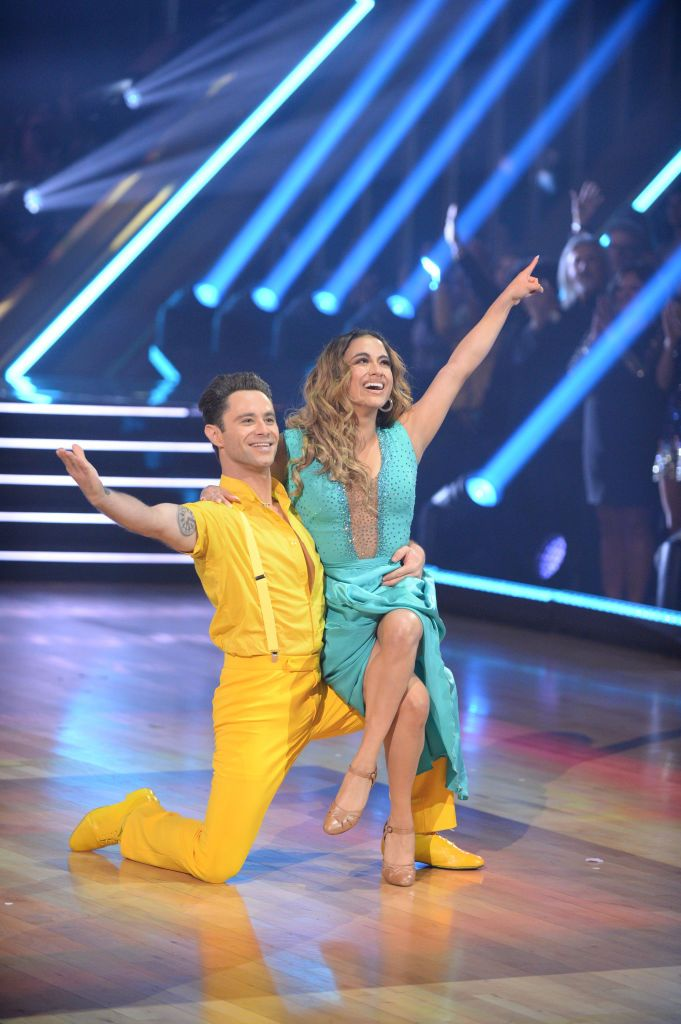 Ally Brooke Says 'DWTS' Has Given Her Confidence, After Being Bullied Online For Her Dance Skills