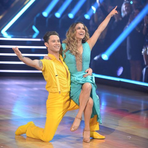 Ally Brooke DWTS Confidence