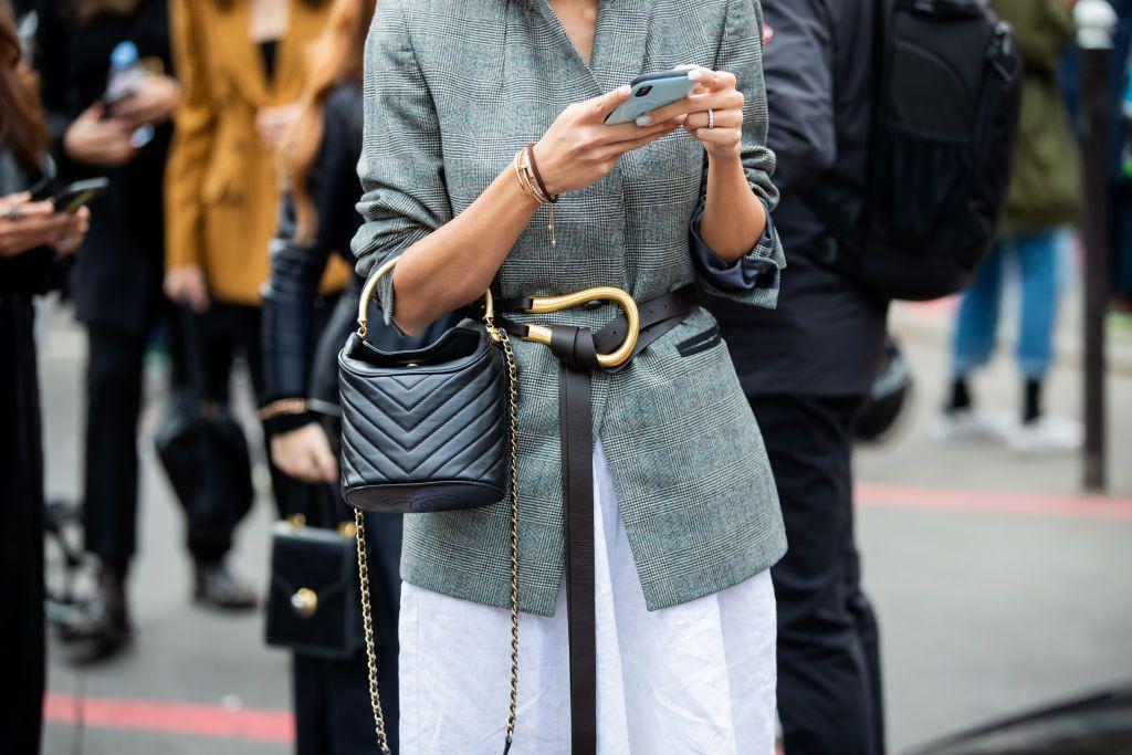 El truco de estilo más visto en el street style