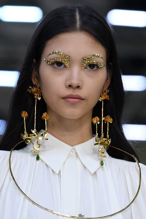 Valentino : Runway - Paris Fashion Week - Womenswear Spring Summer 2020