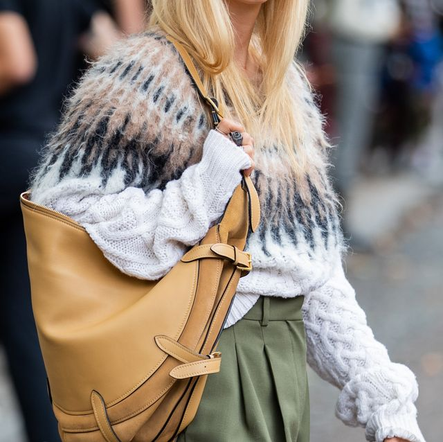 tendenza street style inverno 20202021 maglione norvegese