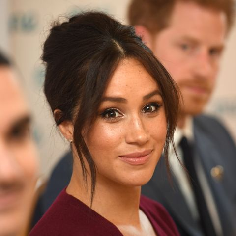 Meghan Markle S Latest Hairstyle Is Major