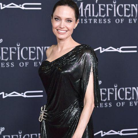 Zahara Jolie Pitt Wore Her Own Jewelry Line To The