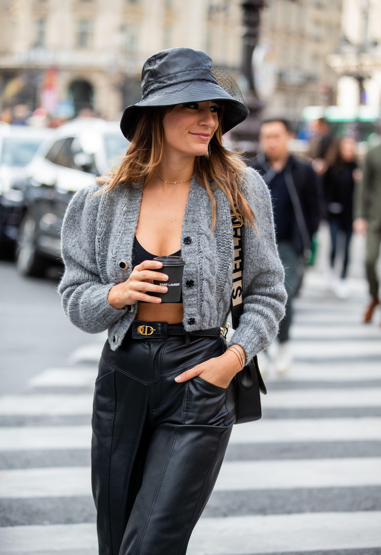 11 formas distintas de llevar la chaqueta de punto Tendencias