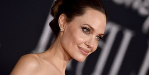 "Angelina Jolie - World Premiere Of Disney's ""Maleficent: Mistress Of Evil"" - Arrivals"