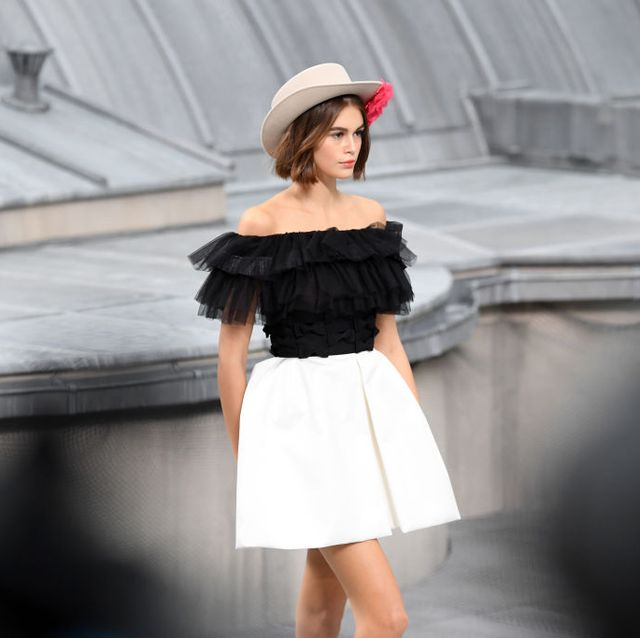 Chanel : Runway - Paris Fashion Week - Womenswear Spring Summer 2020