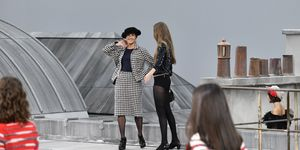 Chanel : Runway - Paris Fashion Week - Womenswear Spring Summer 2020