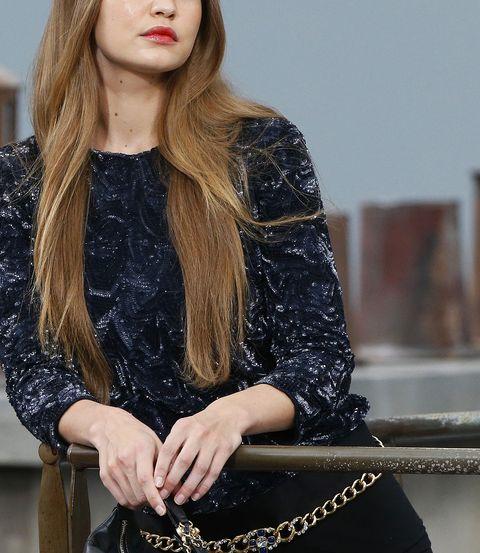 Gigi Hadid - Chanel
