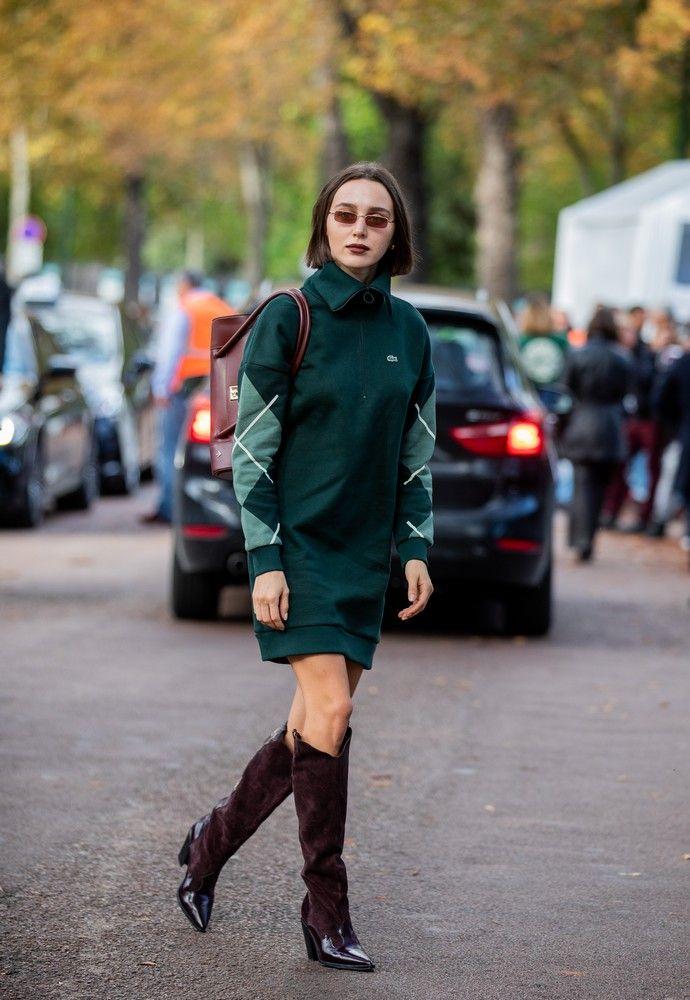 Come indossare gli stivali texani in autunno inverno 2019