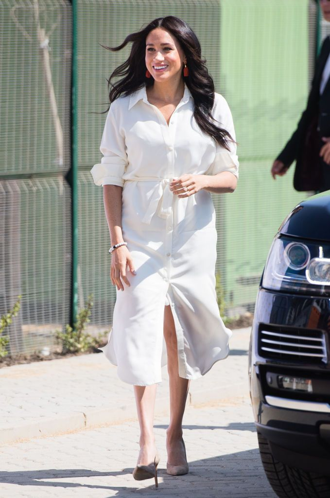 Meghan Markle is named the most influential dresser of 2019