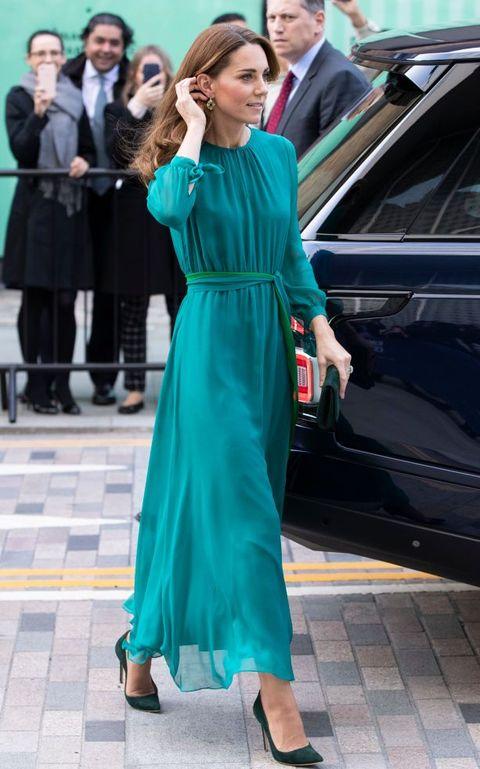 凱特王妃造訪Aga Khan Centre