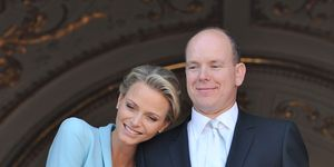 Monaco Royal Wedding - The Civil Wedding Service