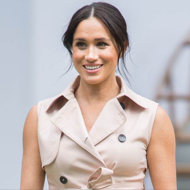 jjohannesburg, south africa   october 02 meghan, duchess of sussex visits the british high commissioners residence to attend an afternoon reception to celebrate the uk and south africa's important business and investment relationship, looking ahead to the africa investment summit the uk will host in 2020 this is part of the duke and duchess of sussexs royal tour to south africa on october 02, 2019 in johannesburg, south africa photo by samir husseinwireimage