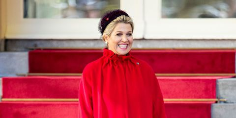 máxima-rode-outfit