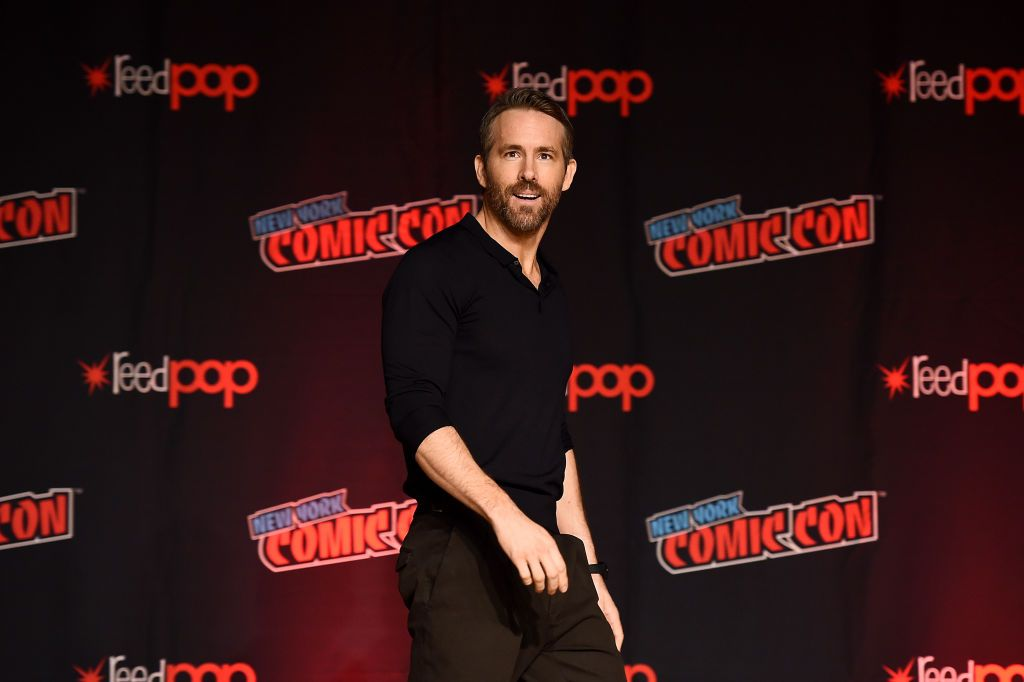 Ryan Reynolds, Master And Commander Of The Perfect Beard