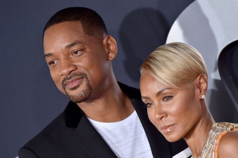 hollywood, california   october 06 will smith and jada pinkett smith attend paramount pictures premiere of gemini man on october 06, 2019 in hollywood, california photo by axellebauer griffinfilmmagic