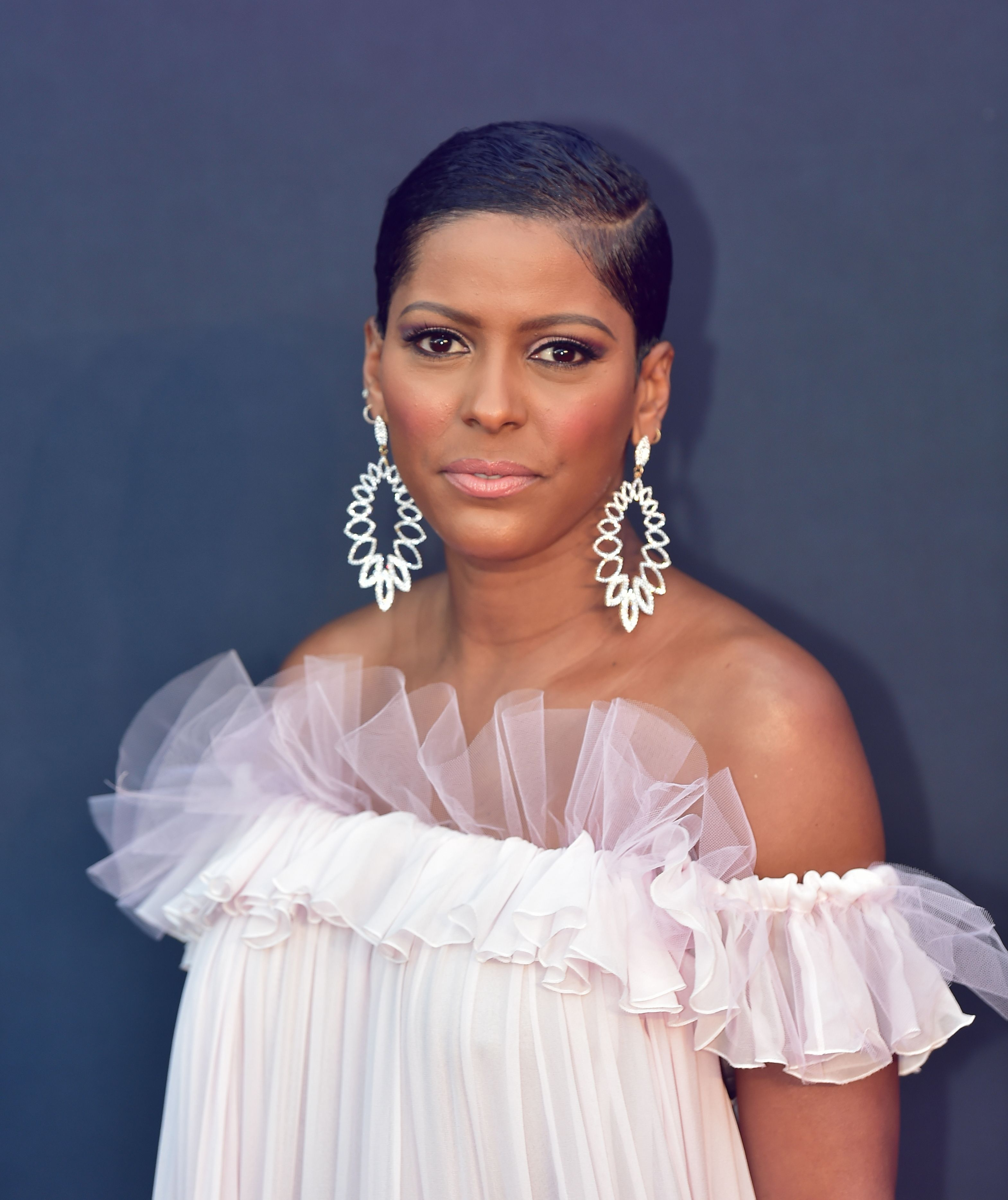 Tamron Hall Denies Dealing Cocaine After Confusion Over a Comment on Her Show